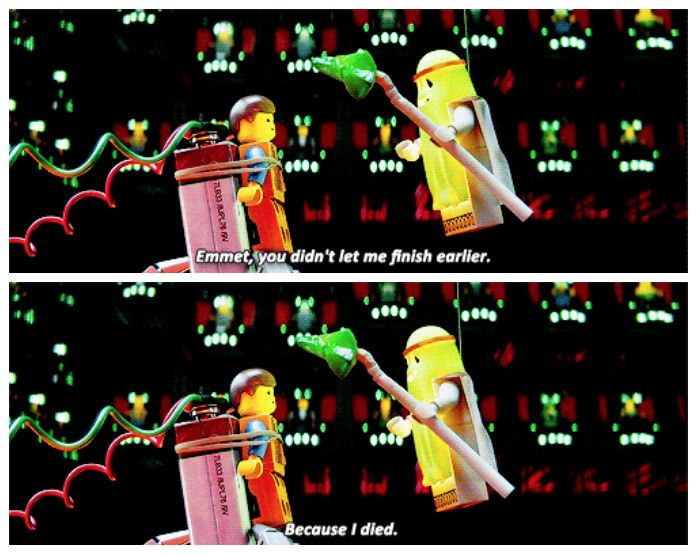 Funny Lego Movie Quotes: 1000+ Lego Movie Quotes On Pinterest