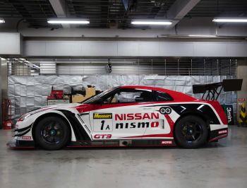 Nismo Nissan GT-R GT3 (R35) '2012–pr.