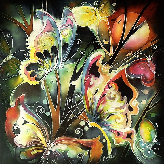 Wish I could paint like this! Artist at heart, but no innate artistic talent:(
