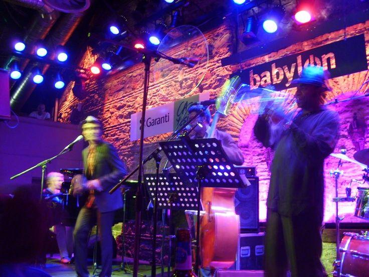 Babylon is the premier live music venue in Turkey