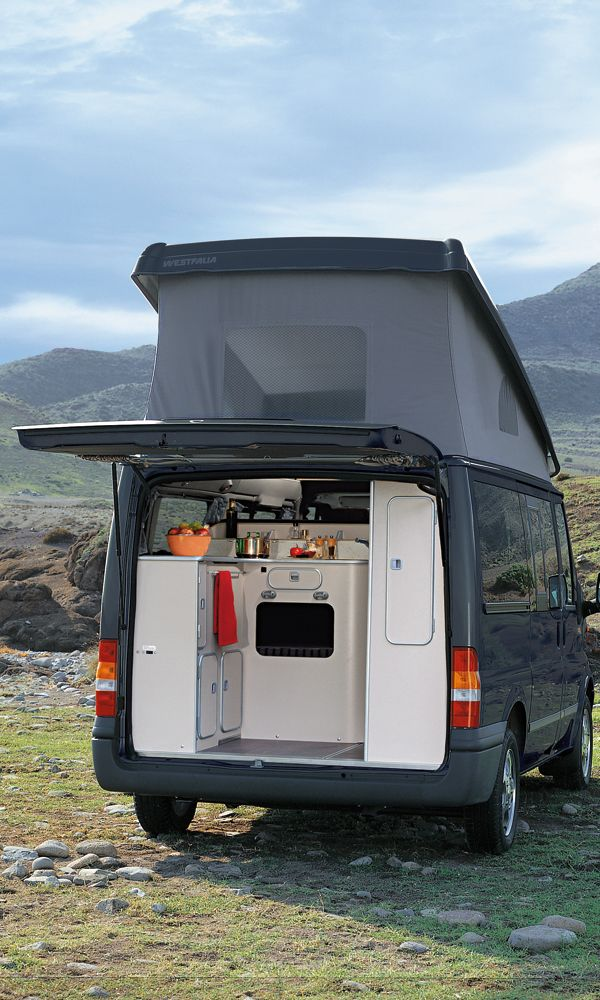 Ford Transit Offroad >> Westfalia Nugget (Ford Transit) camper | Camper Vans | Pinterest | Ford transit, Campers and Ford