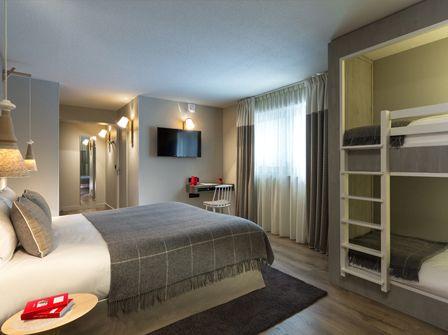 4* Hotel L'Héliopic in Chamonix for short ski breaks