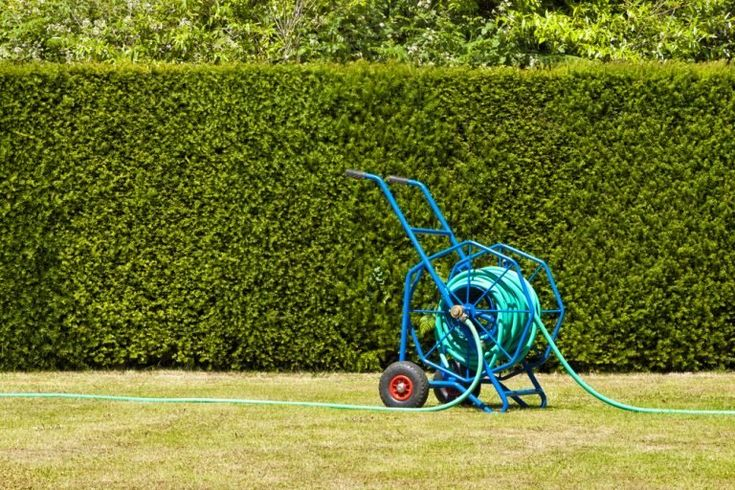 The Best Hose Reels for Keeping the Lawn and Garden Tidy