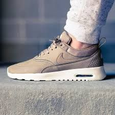 Air Max Thea Camel
