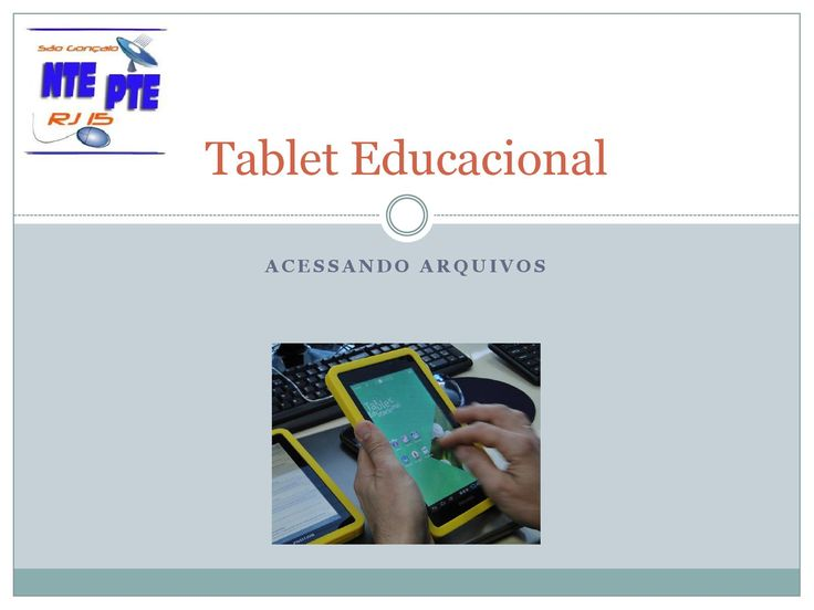 14 best tablet educacional mec images on pinterest filing tablet educacional acessando arquivos parte 1 fandeluxe Gallery