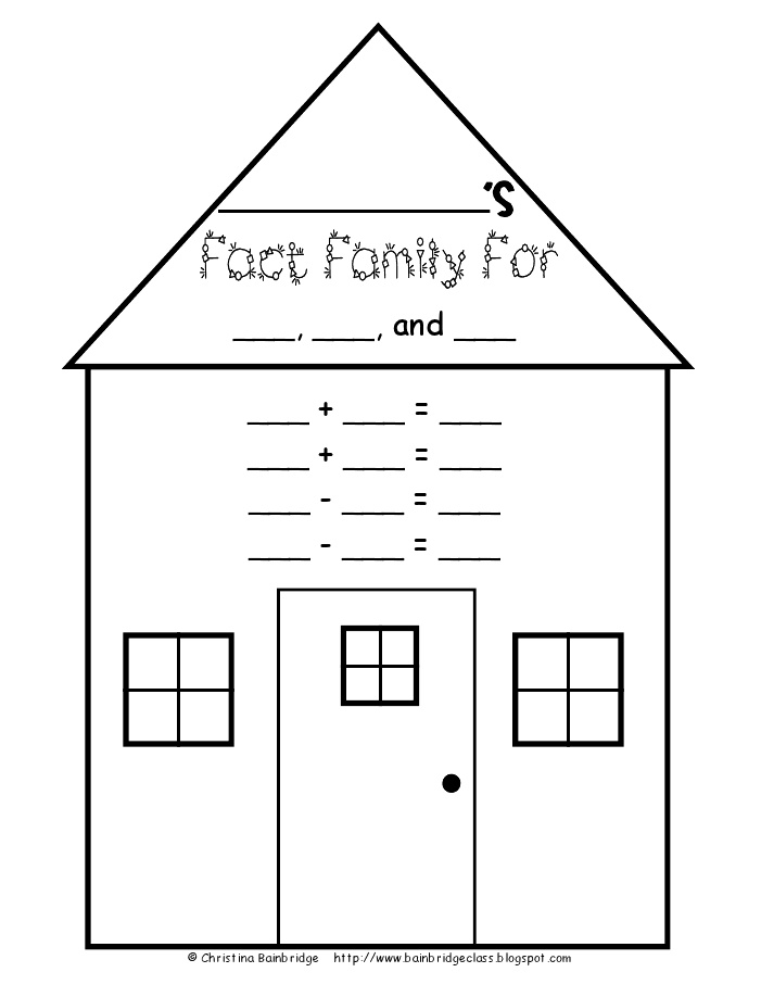 51 Best Fact Families Images On Pinterest Math Activities And Commutative