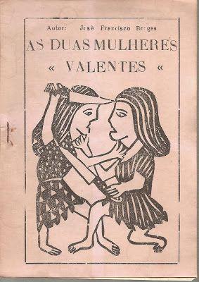Literatura de cordel - String Literature from Brazil - part one