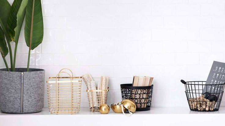armazenagem cole o de decora o h m home h m organization storage pinterest. Black Bedroom Furniture Sets. Home Design Ideas