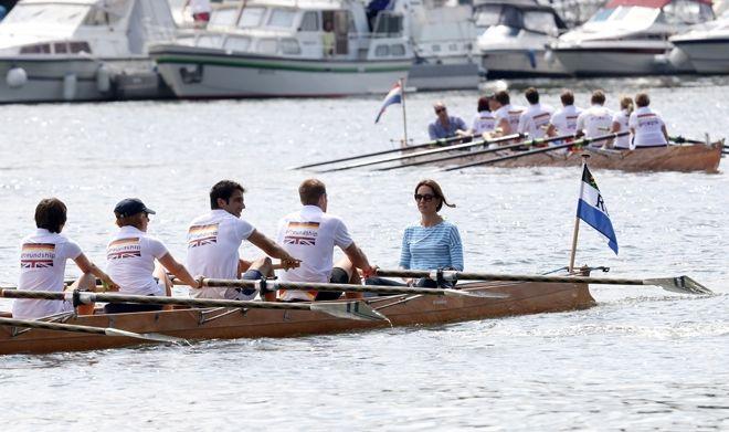 Kate Middleton ve Prens William'ın Bot Yarışı - InStyle Türkiye