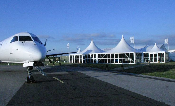 Client: Mazda Event: Newquay Airport Temporary Terminal