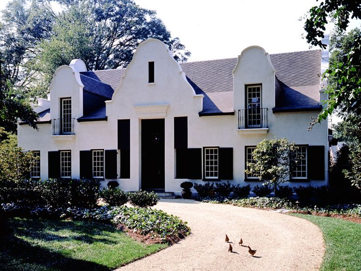 63 best cape dutch architecture images on pinterest cape for Cape dutch house plans