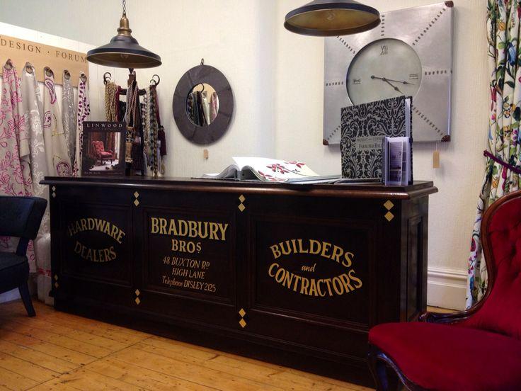 Showroom Counter