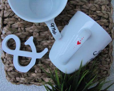 Kubki na ślub! Wedding mugs. #komodapomyslow #mug #kubek #kubki #mugs #love #wedding #idea #gift