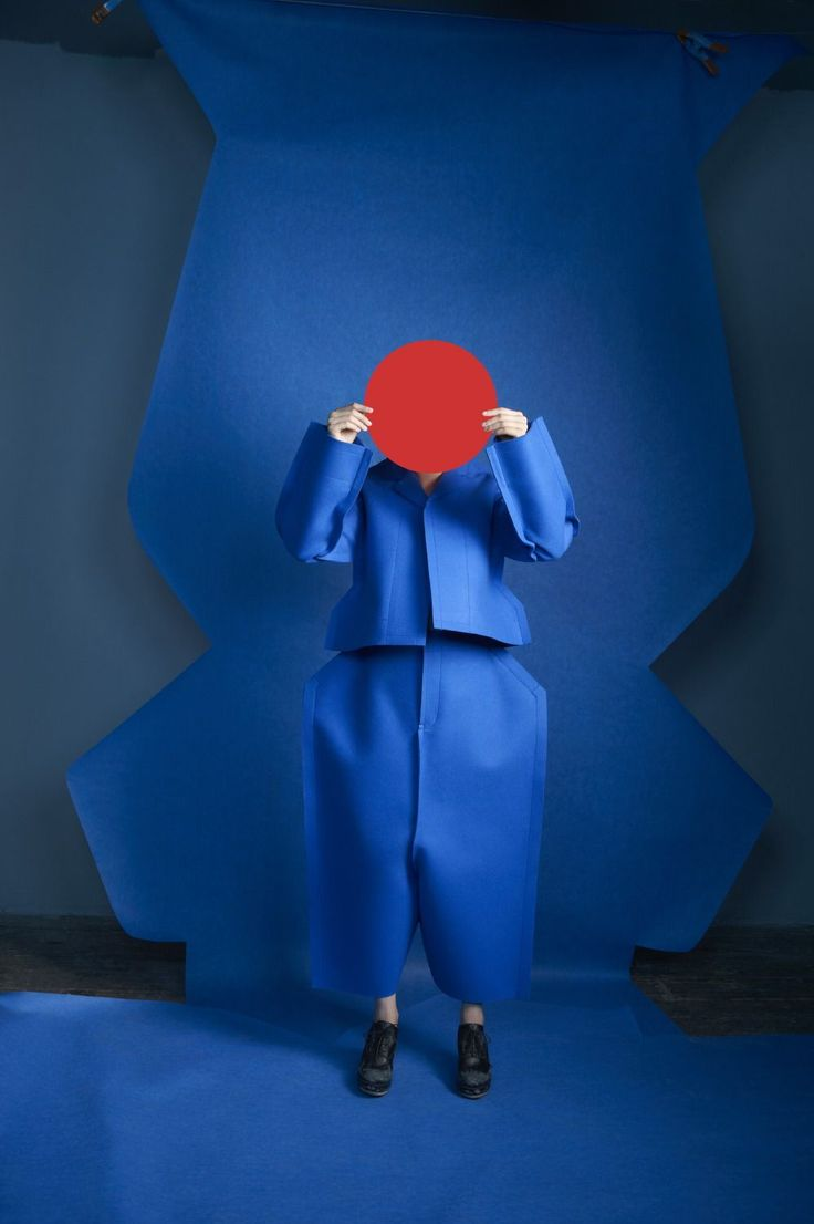 Comme des Garçons Photographed by Sophie Delaporte for Idoménée Fashion Book, Issue: Spring/Summer 2013