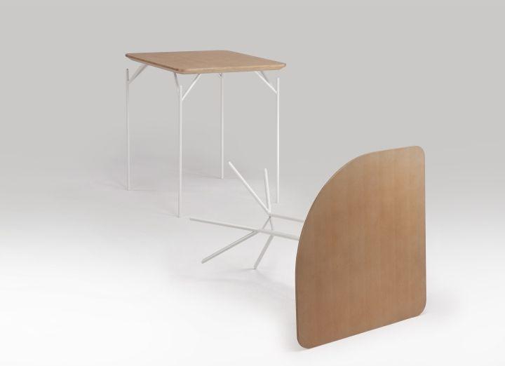 Столики в павильоне кондитерской Twiggy