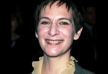 Amanda Plummer, Christopher Plummer's daughter (Capt Von Trapp in The Sound of Music)