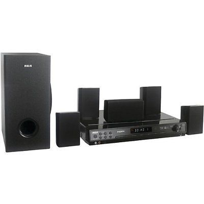 nice Rca Rt2911 1000-watt Hdmi[r] Home Theater System - For Sale