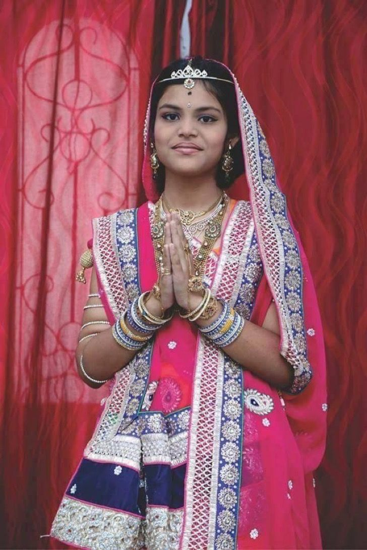Esta chica de 13 años murió por estar más de 2 meses en ayuno religioso comiendo sólo agua hervida