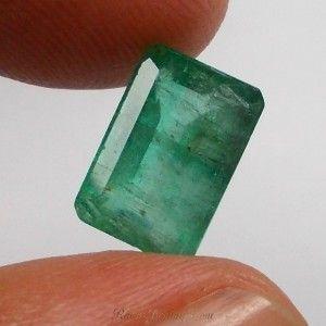 Jual Zamrud Zambia 3.13 carat Harga Promo!