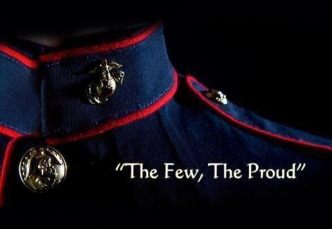 United States Marine Corps. Semper Fi.