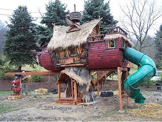 Treehouse for kids