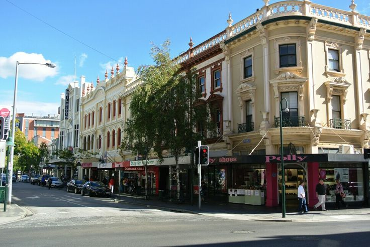 Brisbane Street, Launceston, Tasmania