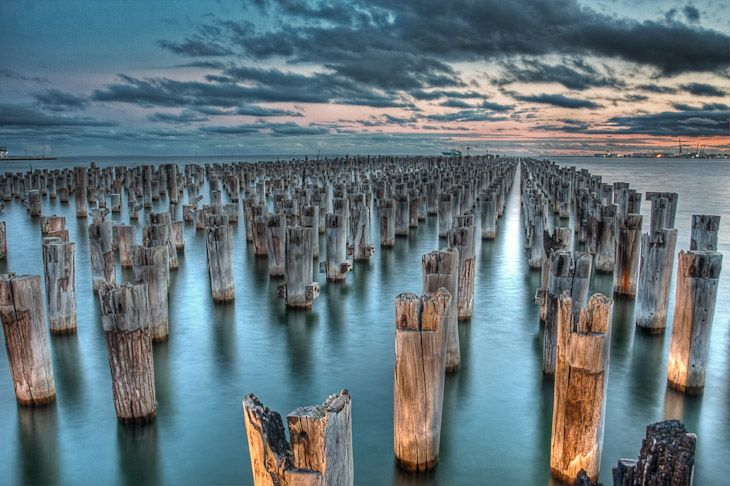 Port Melbourne- Princes Pier