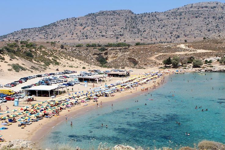 Lido Star Beach is located at #Kathara #Beach a central location to the most unspoiled, isolated & #exotic beaches of #Rhodes #Island.  Agathi Beach is just one of them...  #Faliraki #Rhodes #Rodos #Greece