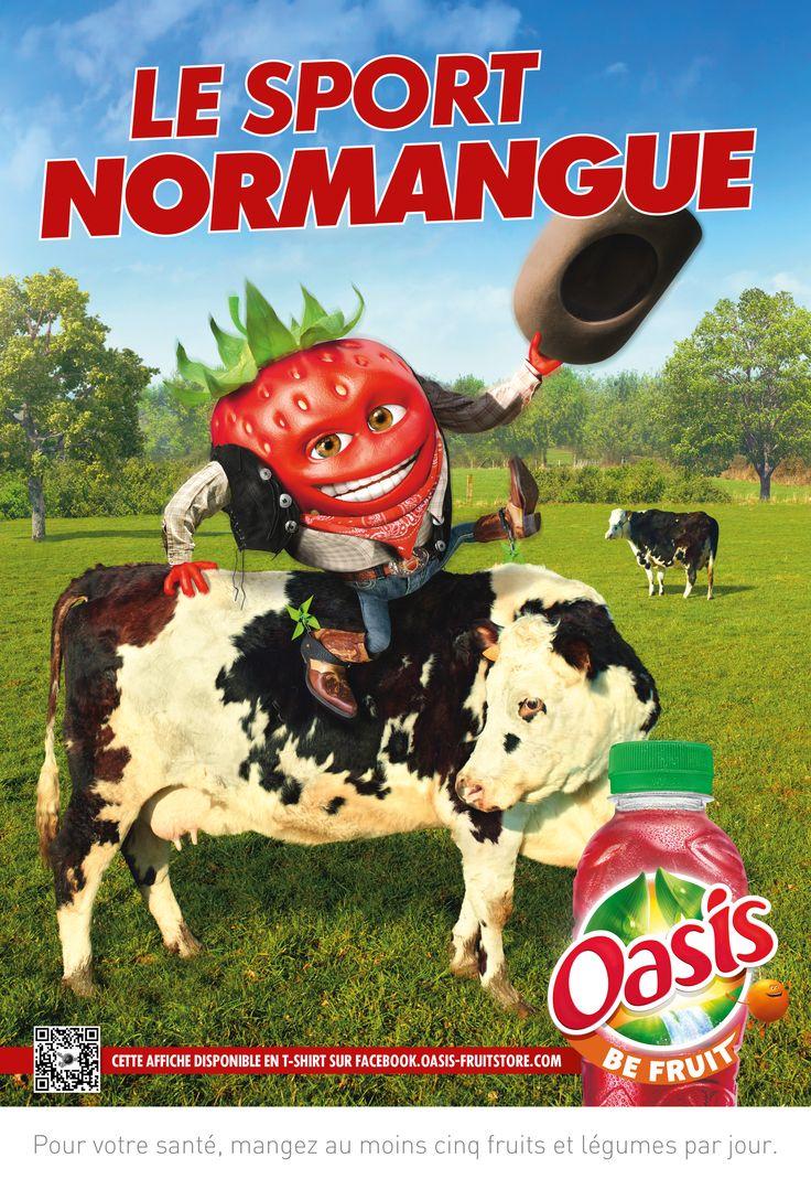 Le sport normangue #TeamOasisNormandie