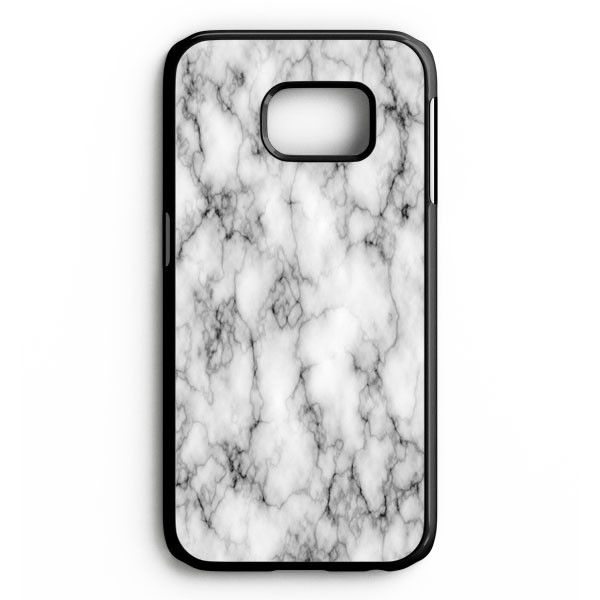 White Marble Samsung Galaxy S6 Edge Plus Case