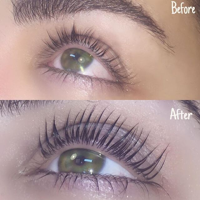 lash lifts are now a thing should you try it natural lashes keratin and friends family. Black Bedroom Furniture Sets. Home Design Ideas