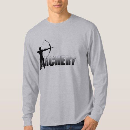 Archers Summer Games Archery 2012 T-Shirt - tap to personalize and get yours