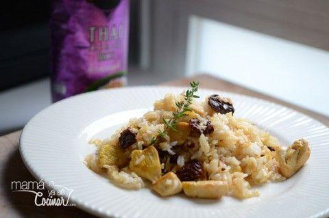 Arroz 3 delicias mediterráneo                                   (Ideal para aprovechar arroz blanco del dia anterior)