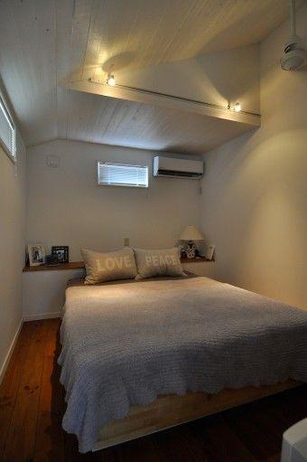 カリフォルニア工務店(100%LIFE) 藤沢 真崎邸 Bed Room Image