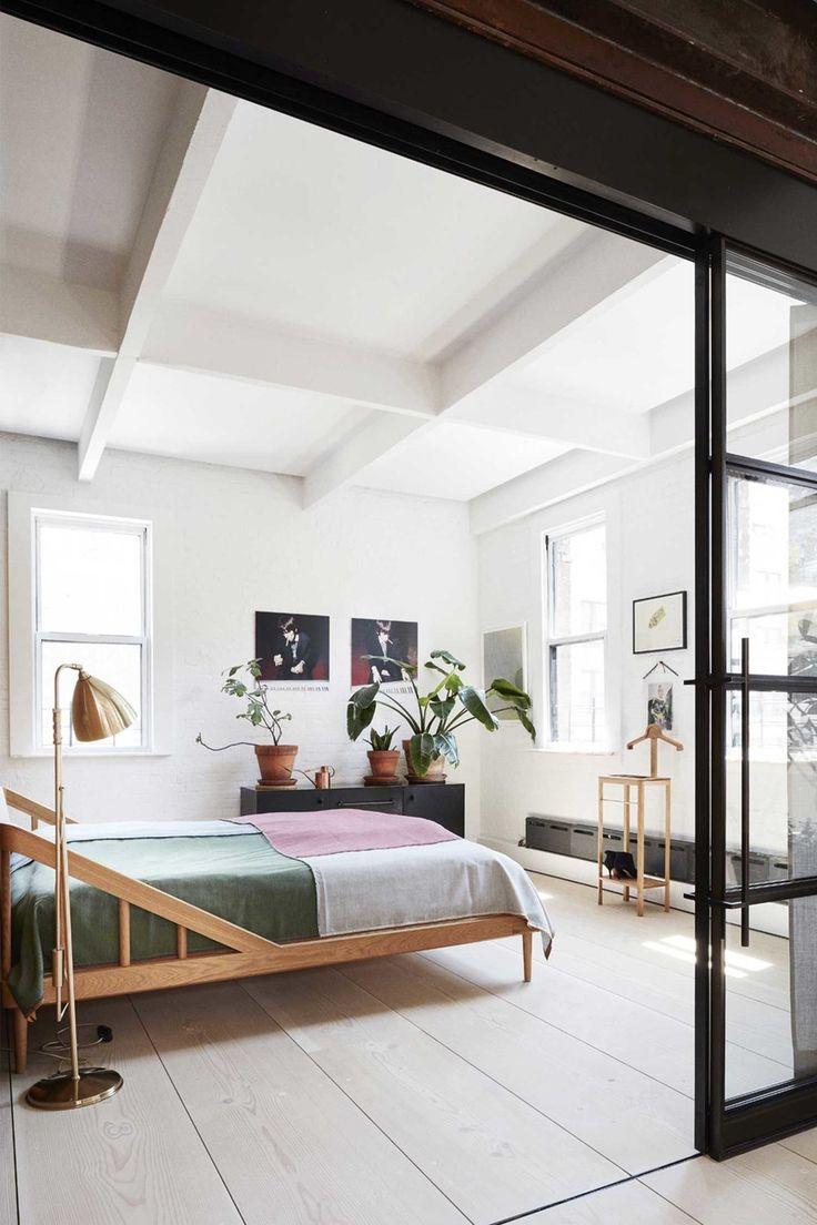 2756 best images about studio loft apartment blog on - Scandinavian interior design bedroom ...