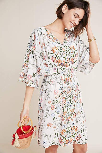 3744f3719e63 LAIA Botanical Dress #ad #AnthroFave #AnthroRegistry Anthropologie # Anthropologie #musthave #styleinspiration #ootd #newarrivals #outfitideas  #wishlist ...