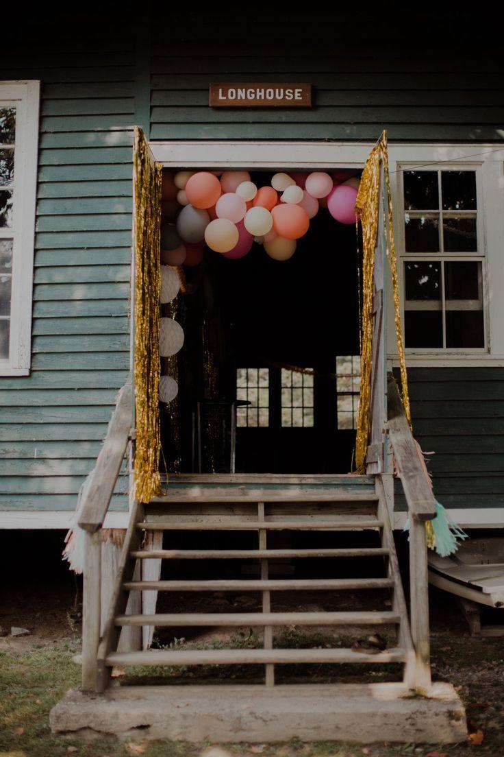 Diy Summer Camp Inspired Wedding Inspired Summer Wedding New Summer Camp Wedding Camping Inspired Campground Wedding