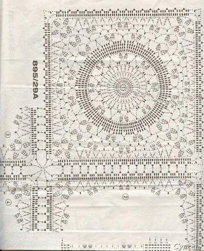 Burda Especial Crochet 4-2005 - Десислава - Picasa-verkkoalbumit