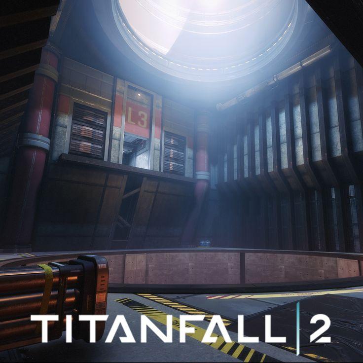Titanfall 2 - Beacon, Jacob Virginia on ArtStation at https://www.artstation.com/artwork/qbOYz