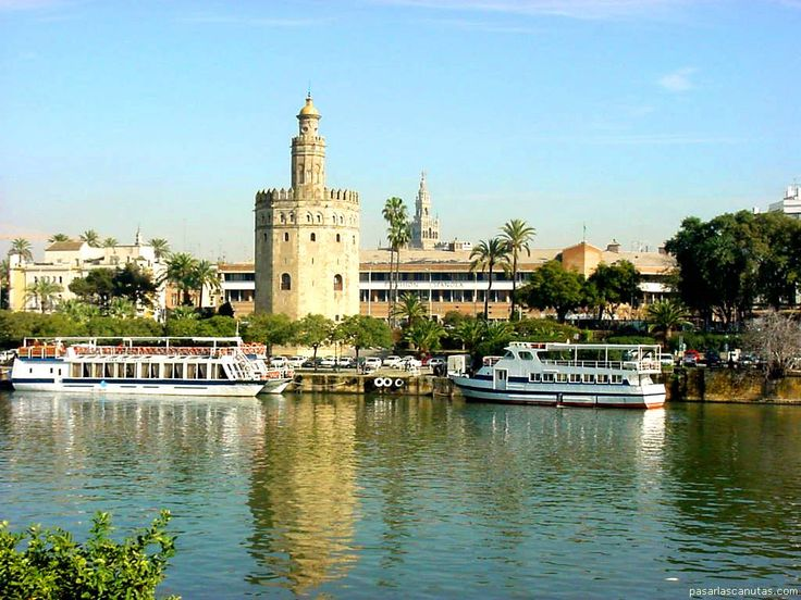 Seville Spain Scenery