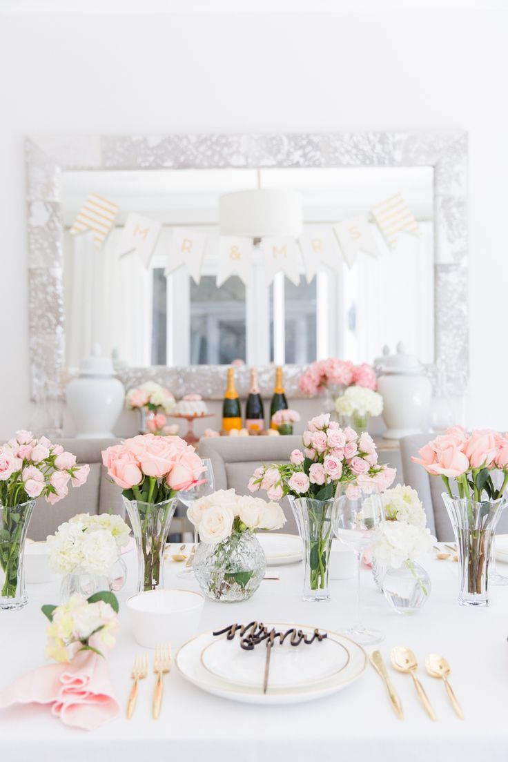 Bridal Shower Party with bed Bath u0026