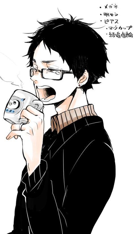 「HQログ2」/「爽祐」の漫画 [pixiv]