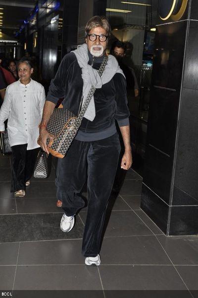 """Amitabh Bachchan----Big """"B"""""""