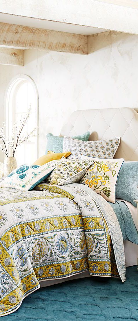 Spring Meadows Bedding   Home Decor. 104 best BOHEMIAN DECOR images on Pinterest   Bohemian decor
