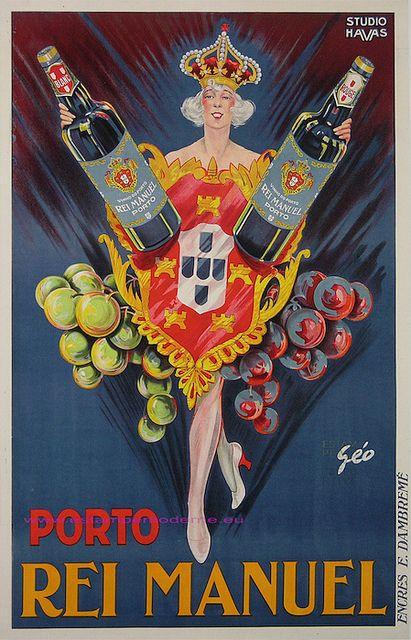 Geo 1925 Porto Rei Manuel 119.5X179 00802009-2 Studio Havas & Dambreme | Flickr - Photo Sharing!