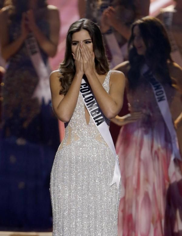 Miss Colombia crowned Miss Universe; Miss USA runner-up - Yahoo News India