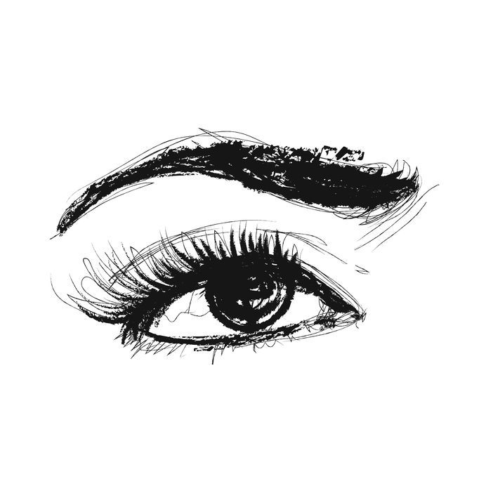 Learn How To Draw Expressive Eyebrows| www.drawing-made-easy.com | #eyebrows #figure #drawing