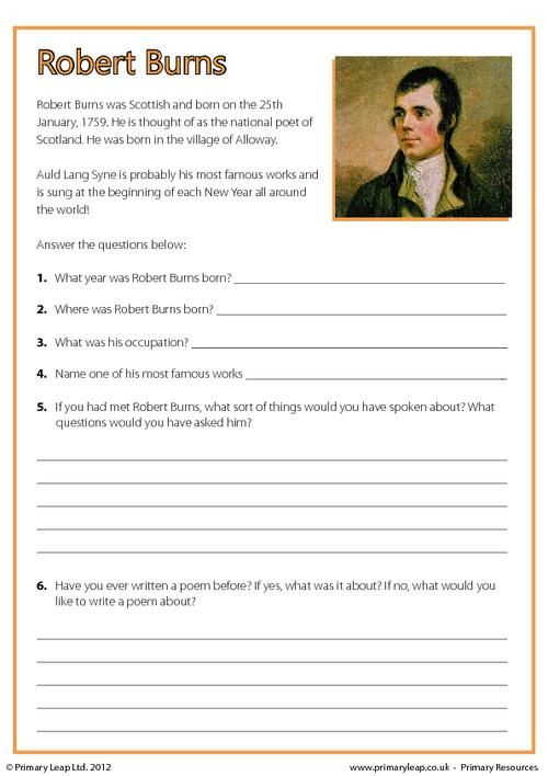 ... by Primary Leap Worksheets on Holiday printable worksheets - www