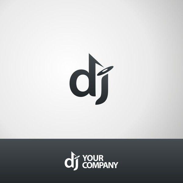 Dj Logo on Pinterest | Music Logo, Candy Logo and Cat Logo
