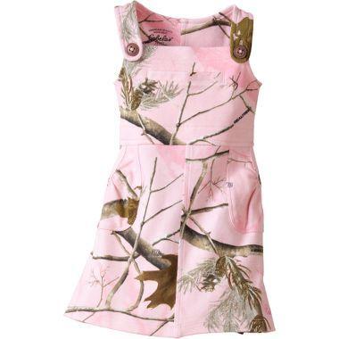 Cabela's Infant/Toddler Girls' Dress